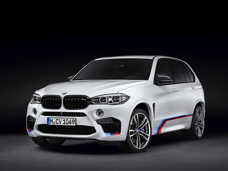 BMW X5 and X6